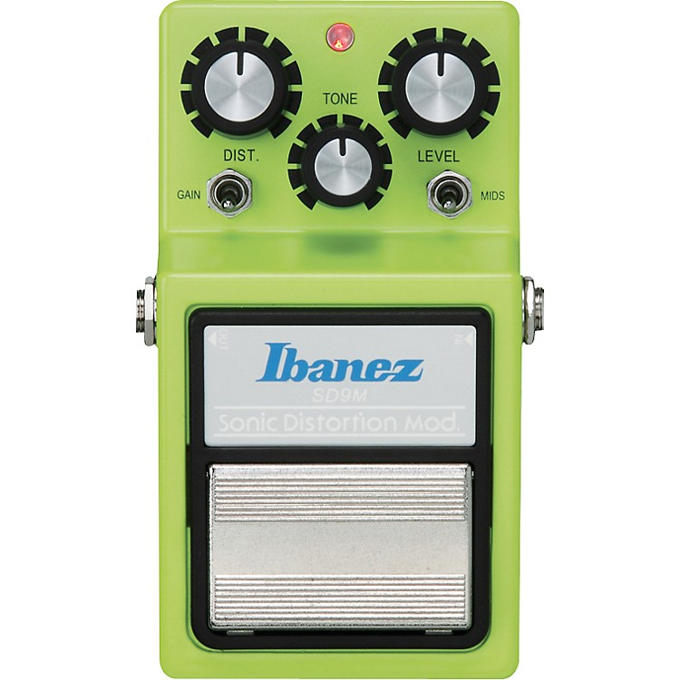 IbanezSonic Distortion Modified Guitar Effects Pedal