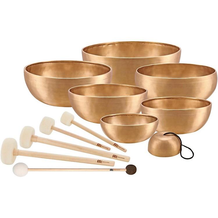 MeinlSonic Energy 7-Piece Singing Bowl Chakra Set