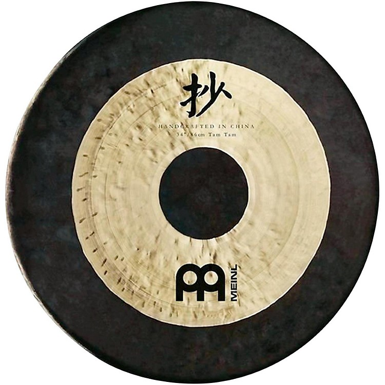 MeinlSonic Energy Chau Tam Tam with Beater34 in.