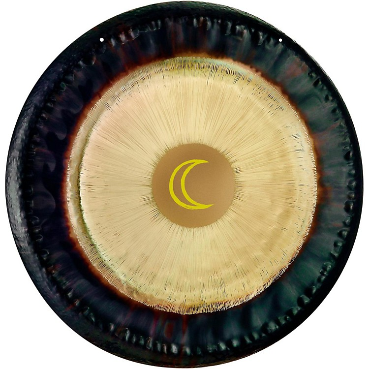 Meinl Sonic Energy Sidereal Moon Planetary Tuned Gong 24 in.