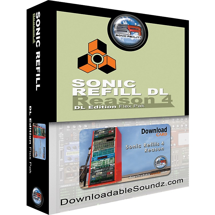 Sonic Reality Sonic ReFill DL Multibox
