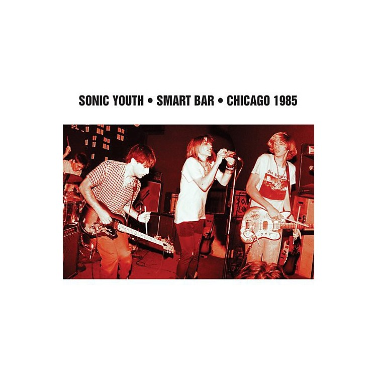 Alliance Sonic Youth - Smart Bar Chicago 1985