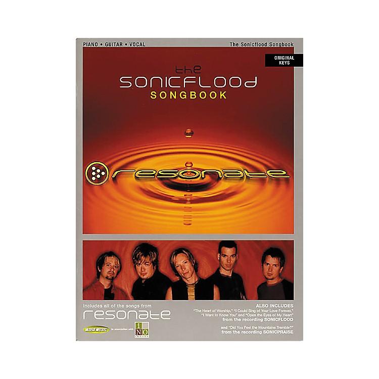Word MusicSonicflood - Resonate Piano, Vocal, Guitar Songbook