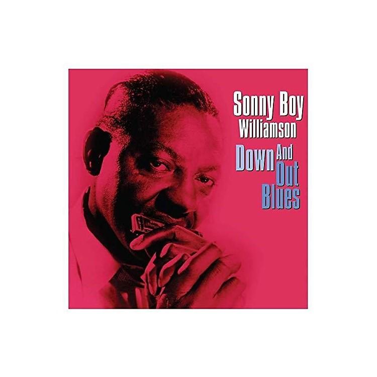 AllianceSonny Boy Williamson - Down & Out Blues
