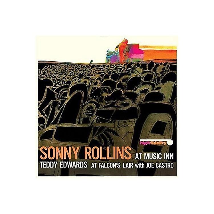 AllianceSonny Rollins - At The Music Inn