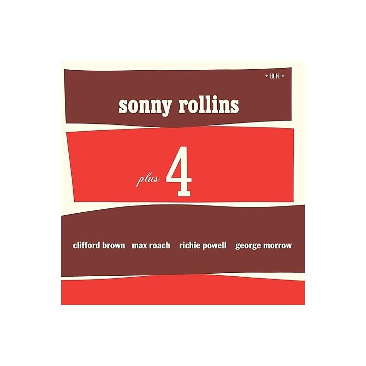 AllianceSonny Rollins - Plus 4 + 2 Bonus Tracks