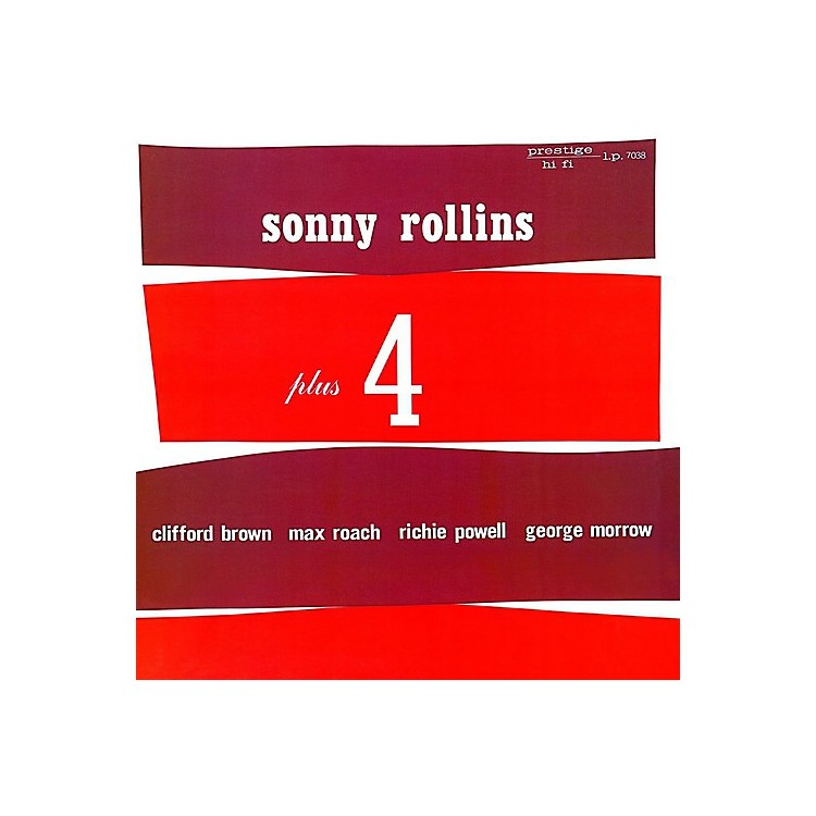 Alliance Sonny Rollins - Plus Four