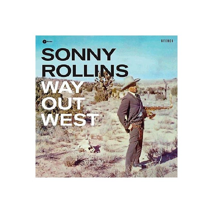 AllianceSonny Rollins - Way Out West