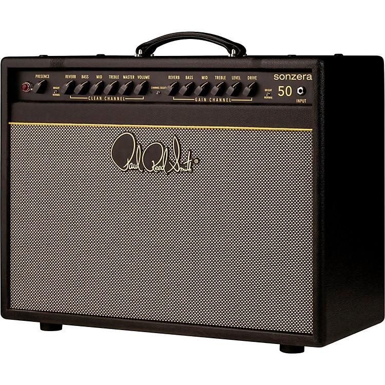 PRSSonzera 50 50W 1x12 Tube Guitar Combo AmplifierBlack