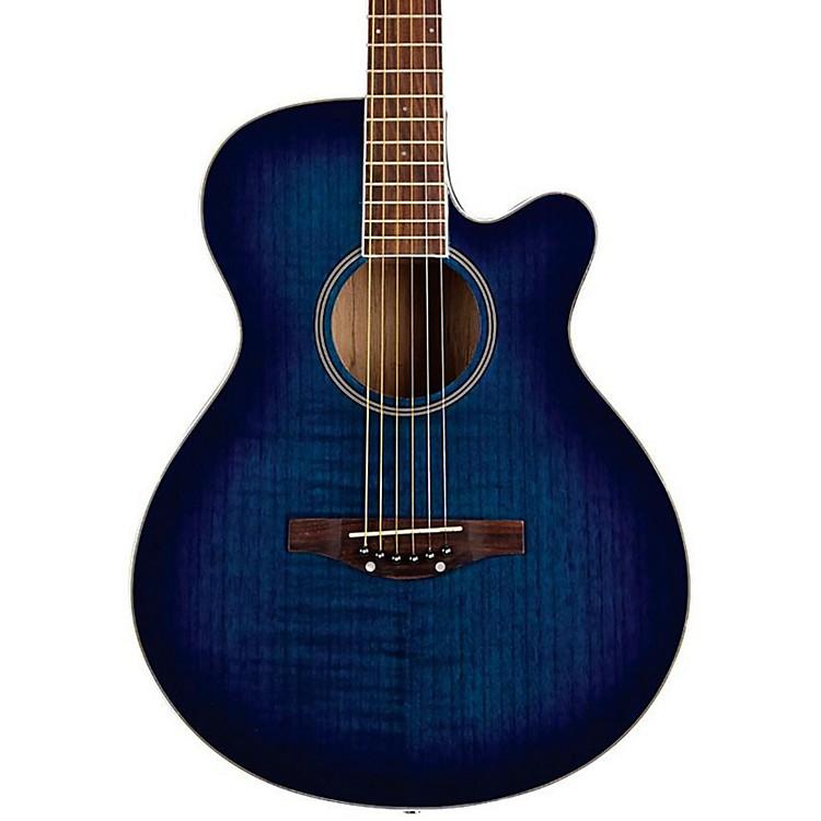 Daisy RockSophomore Cutaway Acoustic GuitarBoyfriend Blue