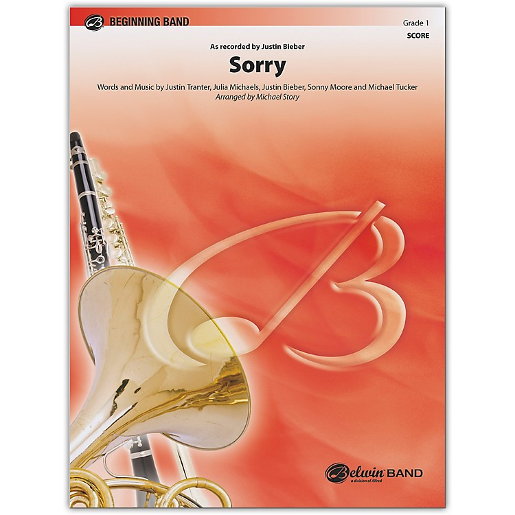 BELWIN Sorry Conductor Score 1 (Very Easy)