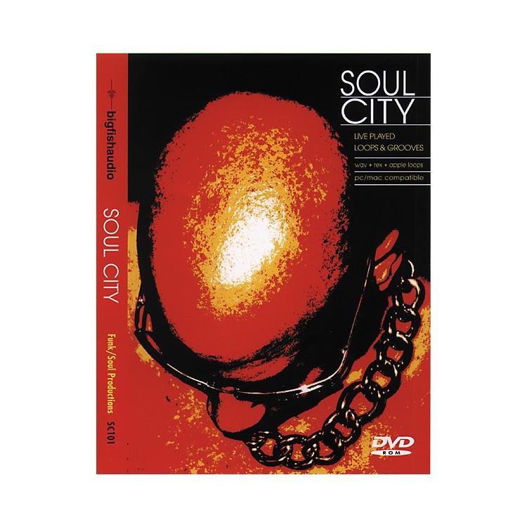 Big FishSoul City Audio Loops