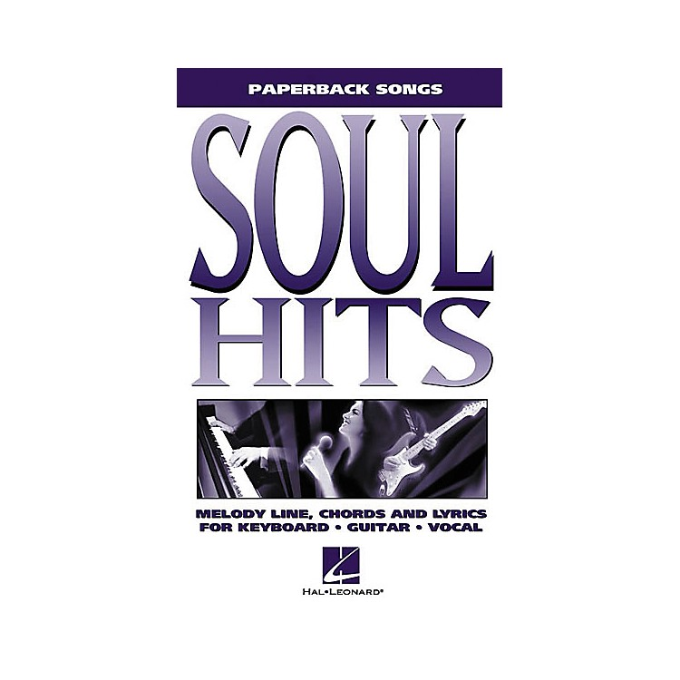 Hal LeonardSoul Hits Book