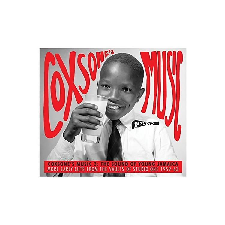 AllianceSoul Jazz Records Presents - Coxsone's Music 2