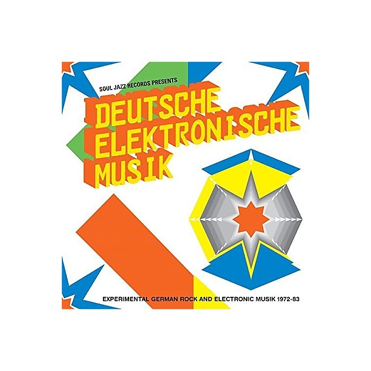 AllianceSoul Jazz Records Presents - Deutsche Elektronische Musik: Experimental German