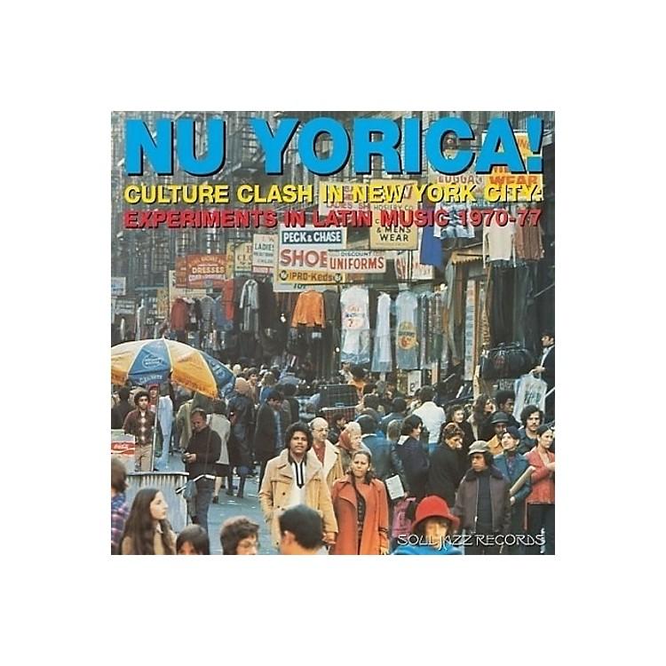 AllianceSoul Jazz Records Presents - Nu Yorica 2