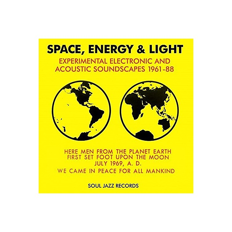 Alliance Soul Jazz Records Presents - Space Energy & Light