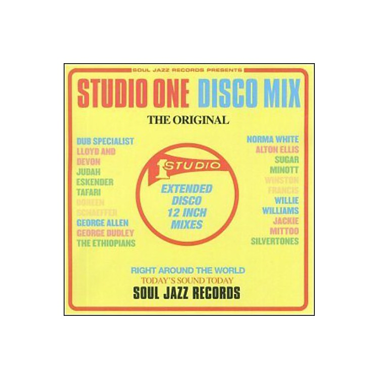 Alliance Soul Jazz Records Presents - Studio One Disco Mix
