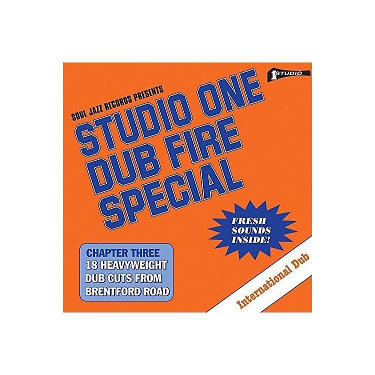 AllianceSoul Jazz Records Presents - Studio One Dub Fire Special