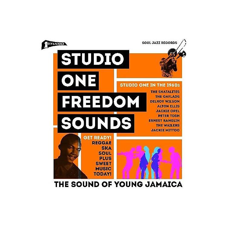 AllianceSoul Jazz Records Presents - Studio One: Freedom Sounds: Studio One In The 1960