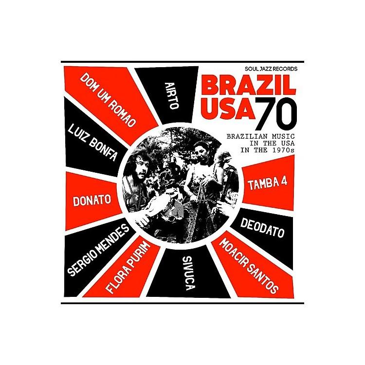 AllianceSoul Jazz Records Presents Brazil Usa 70 - Brazilian Music in  the USAin the 1970's