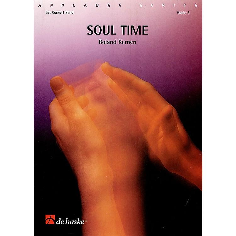 De Haske MusicSoul Time Concert Band Composed by Roland Kernen