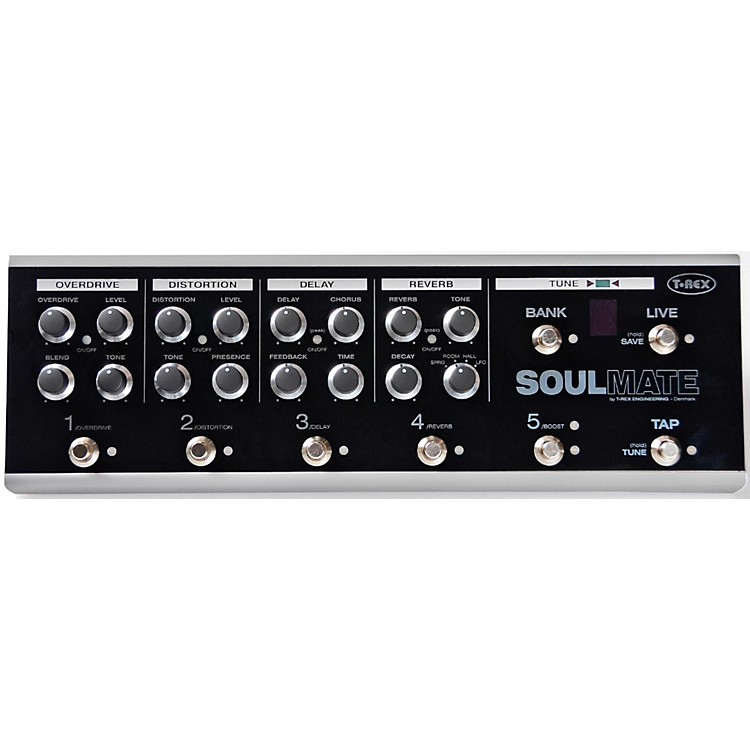 T-Rex Engineering Soulmate Multi-Effects Pedal  888365829203