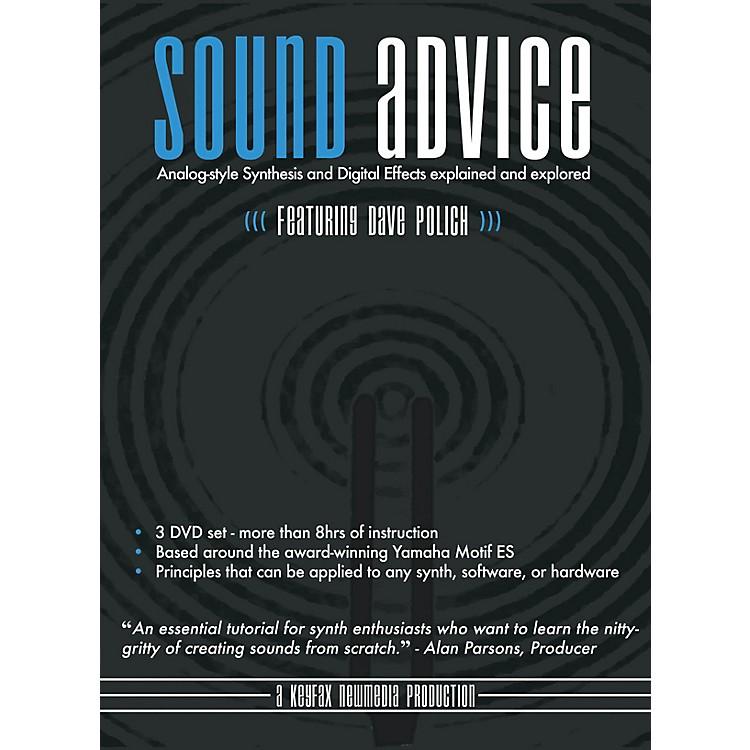 KeyfaxSound Advice on Sound Design DVD Series DVD Written by David Polich