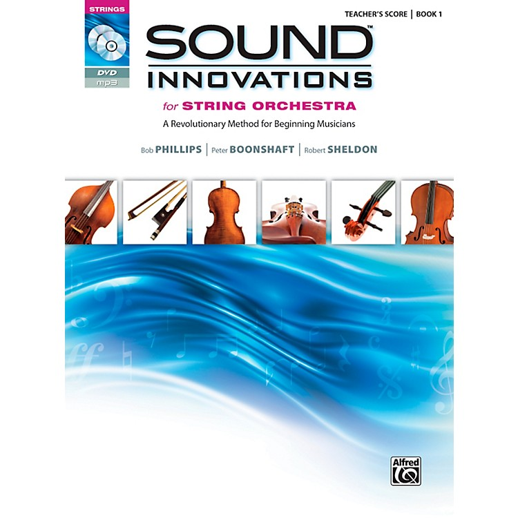 AlfredSound Innovations for String Orchestra Book 1 Conductor's Score