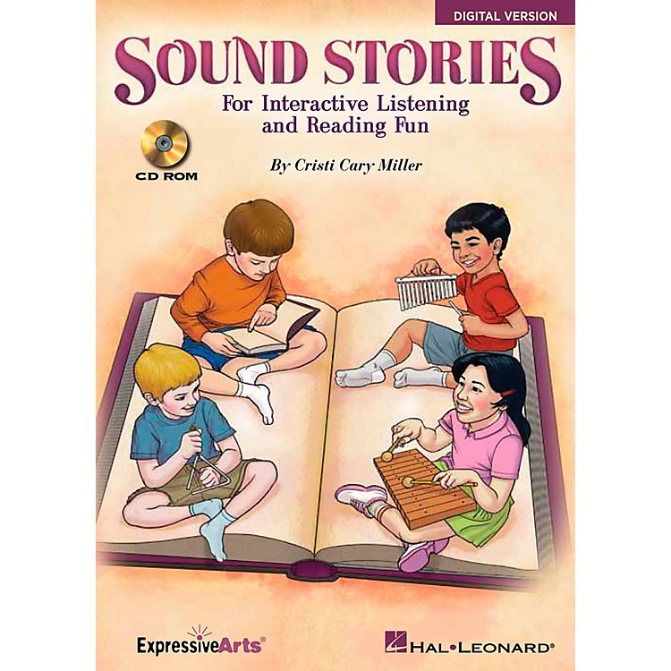 Hal LeonardSound Stories For Interactive Listening and Reading Fun CD-ROM