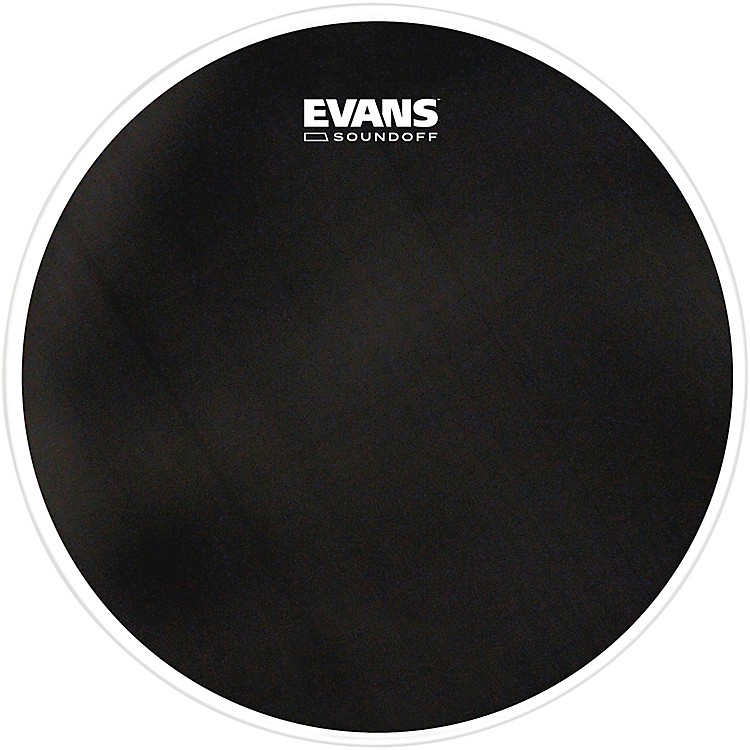 EvansSoundOff Bass Drum Head24 in.