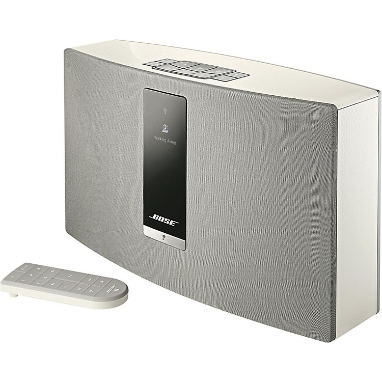 BoseSoundTouch 20 Series III Wireless Music SystemWhite