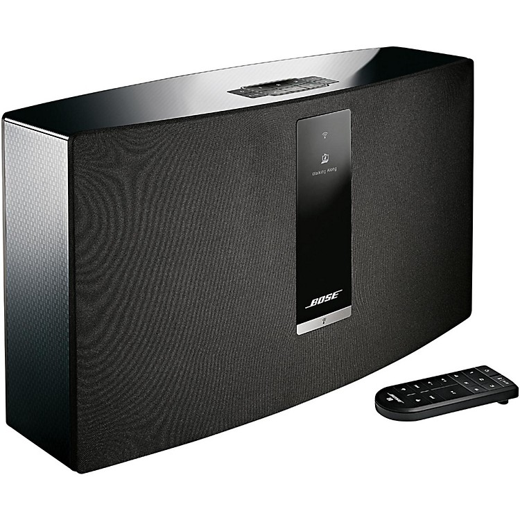 BoseSoundTouch 30 Series III Wireless Music SystemBlack