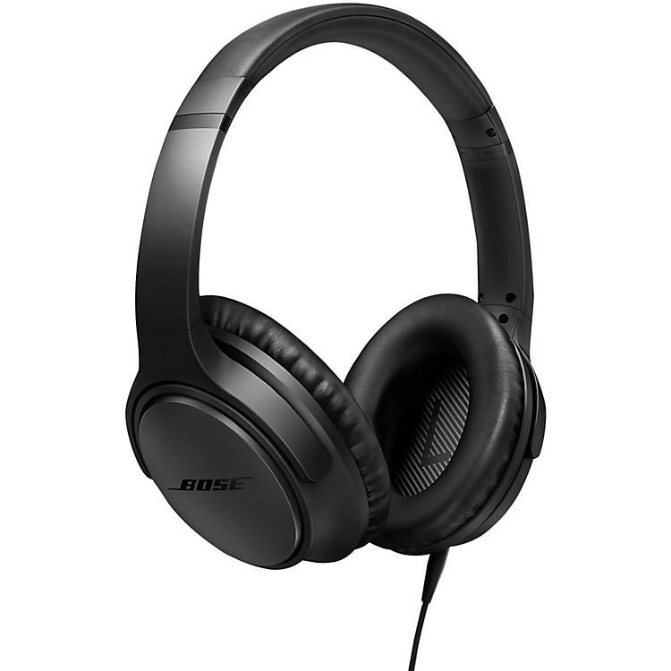 Bose SoundTrue® Around-Ear Headphones II (Apple) Charcoal Black