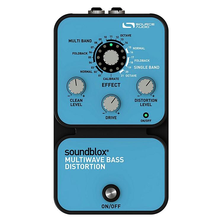 Source AudioSoundblox Multi Wave Bass Distortion