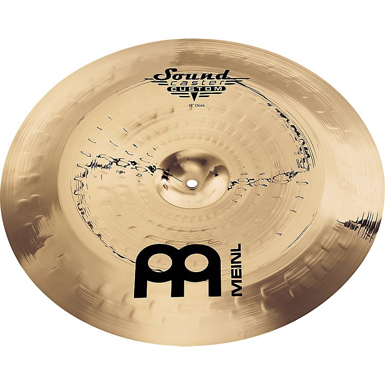 MeinlSoundcaster Custom China Cymbal16 in.