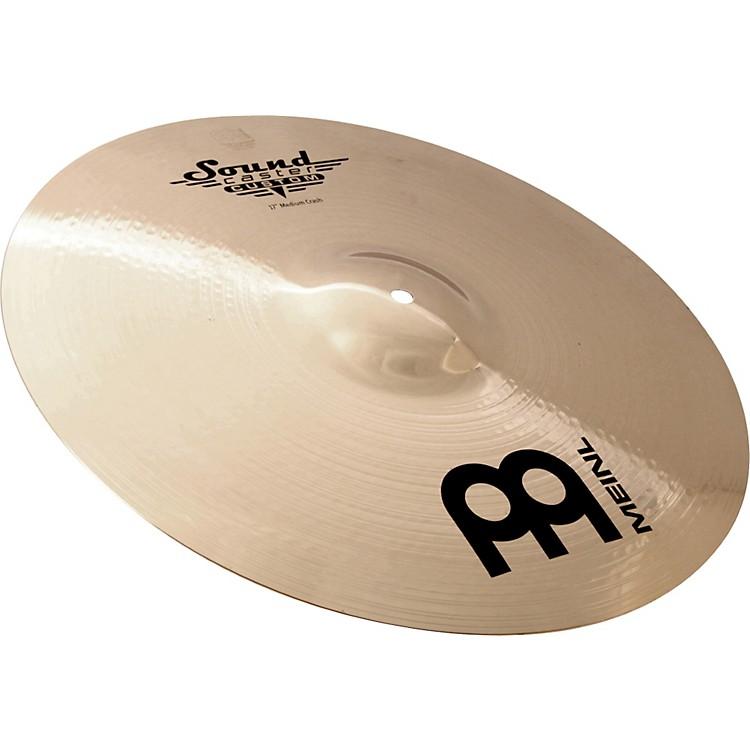 MeinlSoundcaster Custom Medium Crash Cymbal17 in.
