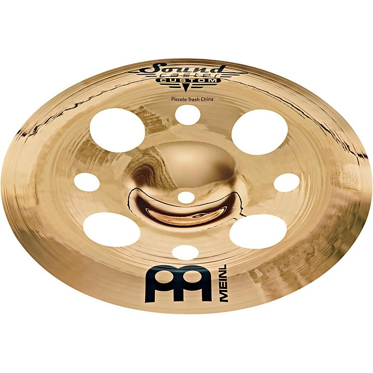 Meinl Soundcaster Custom Piccolo Trash China Cymbal 10 in.