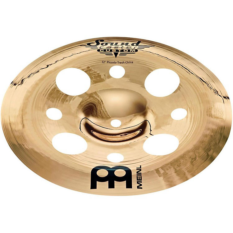 MeinlSoundcaster Custom Piccolo Trash China Cymbal12 in.