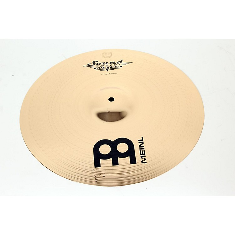 MeinlSoundcaster Custom Powerful Crash Cymbal16 in.888365590134