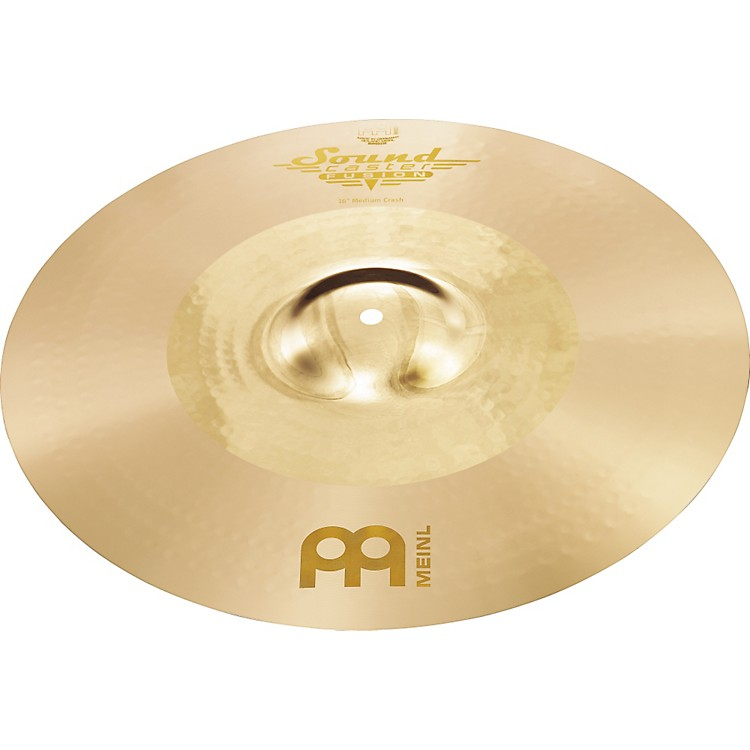 MeinlSoundcaster Fusion Medium Crash Cymbal16 in.