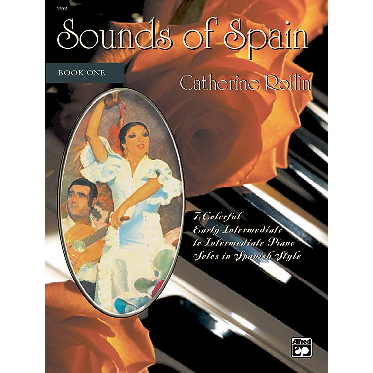 AlfredSounds of Spain Book 1