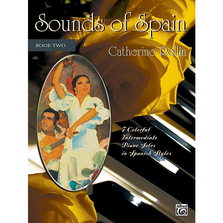 AlfredSounds of Spain Book 2