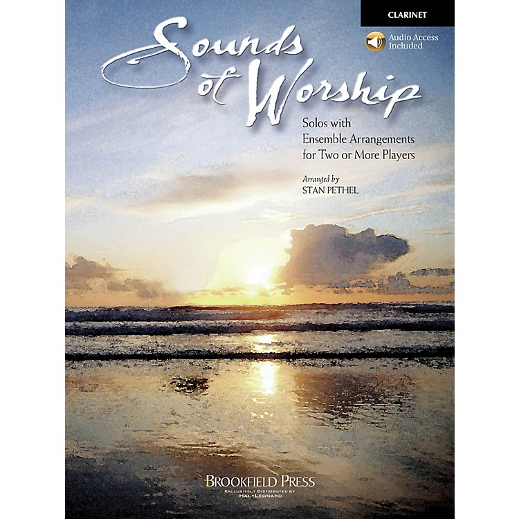 BrookfieldSounds of Worship Clarinet arranged by Stan Pethel
