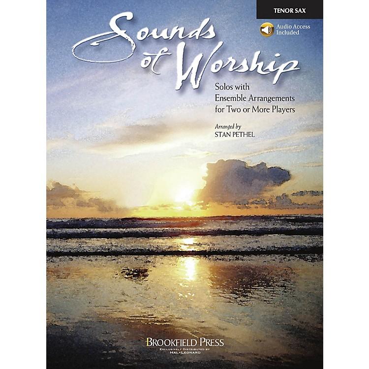 BrookfieldSounds of Worship Tenor Sax arranged by Stan Pethel