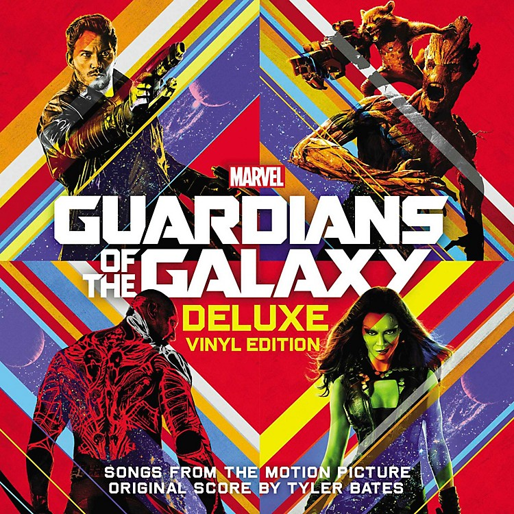 Universal Music GroupSoundtrack - Guardiains of the Galaxy Deluxe LP