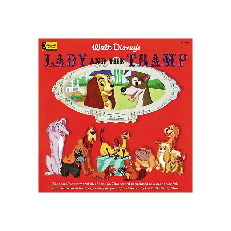 AllianceSoundtrack - Magic Mirror: Lady & The Tramp (Original Soundtrack)