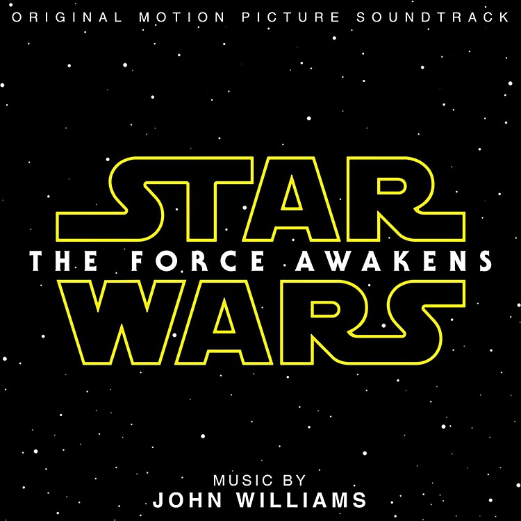 Universal Music Group Soundtrack - Star Wars:The Force Awakens [LP]