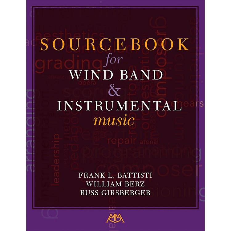 Meredith MusicSourcebook For Wind Band and Instrumental Music