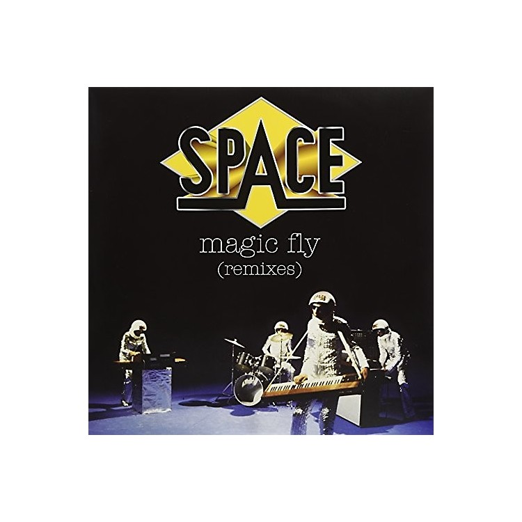 AllianceSpace - Magic Fly (Remixes)